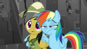 Rainbow Dash Recolored by zsocreed