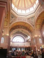 Melbourne Exhibition Building 7 by LuchareStock