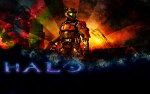 Halo Chaos by rebel28