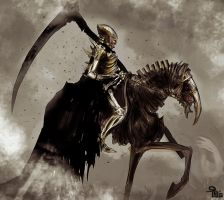 pale rider by Prophetharm