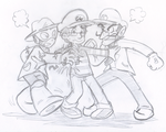Gift Commish: Problem Detected by Nintendrawer
