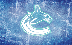 Canucks Ice Wallpaper by DevinFlack