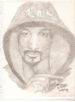 Snoop Dogg by LunaCreationsX