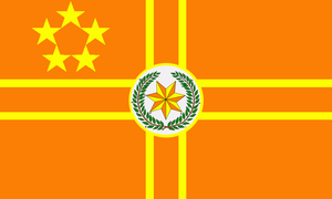 Kingdom of the Civilized Tribes Flag by Alternateflags