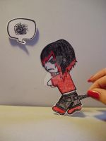 Emo Boy Paperchild by Jsaren