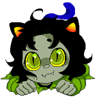 kitty nepeta by KowaiRazor