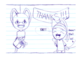 Thanks by AnthroArtSchool
