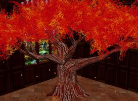 MP Thanksgiving Tree by zofifi35