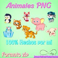 Animales PNGS by JessyTutosMoustache