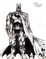 The Batman III by Panther10