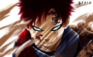 Gaara - Young by sarangpurandare