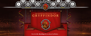 Better be...GRYFFINDOR!! by airbender01