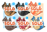 Adopts: Pygmylotls Batch 1 (OPEN) by solopolis