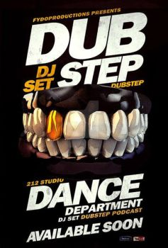 DubStep Flyer by FYDOPRODUCTIONS