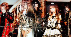 Versailles Polish Street Team by xCaro-chan