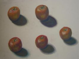 Apples on Parade by HayBay