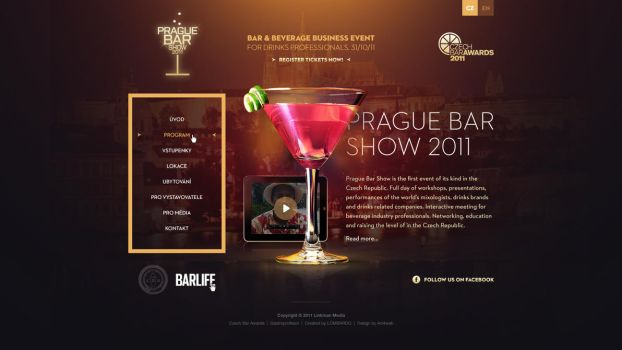Prague Bar Show by luqa