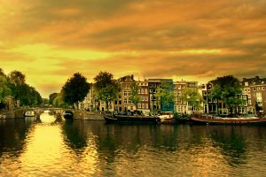 Amsterdam lll by Shadoisk