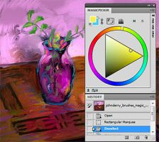 MagicPicker PS Color wheel 1.2 by Anastasiy