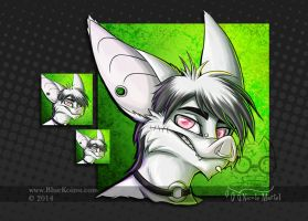 Rotten Bat Icon by bluekoinu