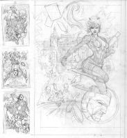 EA: Iris 2 cover pencils by manapul