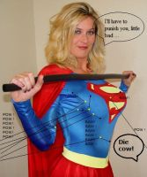 Invencible Supergirl 6 by ArchiveSW