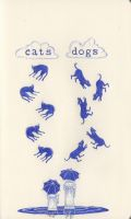 cats and dogs by matt136