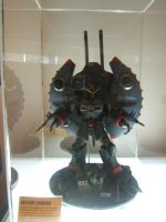 DESTROY GUNDAM MODEL by victortky
