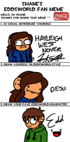 Shane's Eddsworld Fan Meme :I by ecstaticOblivion