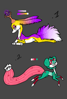 Adoptables (Auction) - CLOSED by GGFOX22