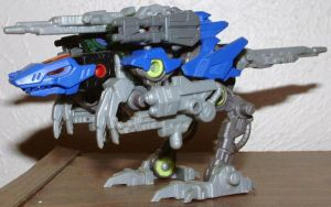 Custom Unnamed Zoid by CodyFurlong