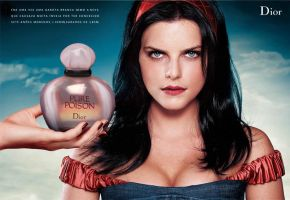 Poster - Perfume Pure Poison by Wangler
