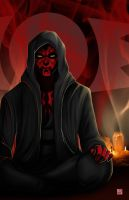 Darth Maul by TyrineCarver