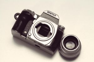Pentax K-7 Miniature - Take 1 by otaru23