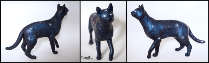 :.Cat Constellation.: by XPantherArtX