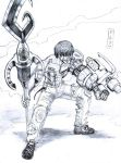 Mecha Pencil v 3.0 by GarthTheDestroyer