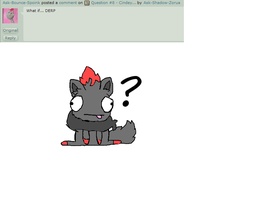 Question #9  DERP by Ask-Shadow-Zorua