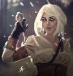 Ciri - The Witcher 3 by TheSig86