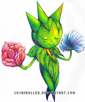 Leaf me be by Sushirolled