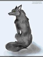 the wolf by syd-f