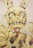Spring Trap FNAF - Coloured by lemony-kitty