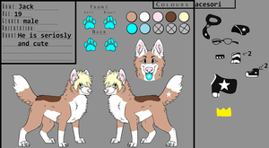 reference jack ^^ by Babedoge