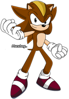Douche the chocolahog by Marxhog