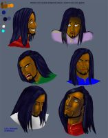 Zhalar Expressions Set by teutelquessir
