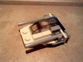 Lego Star Wars Advent Calendar Day 12 by Bassiroth