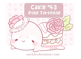 [Open!] Cakie #43 by Sarilain