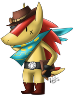 Dillon by Teh-Ray