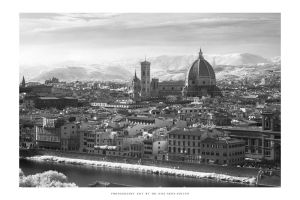 Florence IR - I by DimensionSeven