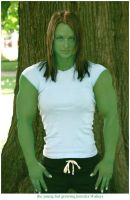 She Hulk Mrs. Walters by jdm022