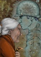ghost of a memory by Alimac